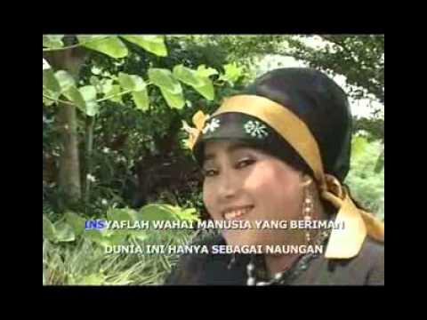 INSAFLAH WAHAI MANUSIA BY NIDA RIA   YouTube