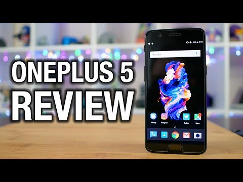 OnePlus 5 Review: The iPhone for Android Fans