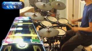 Hammerhead by The Offspring - Rock Band Expert Pro Drums - Gold Stars
