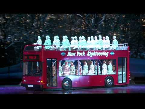 NY At Christmas Feat Rockettes (45 Sec Clip)   Radio City Christmas Spectacular