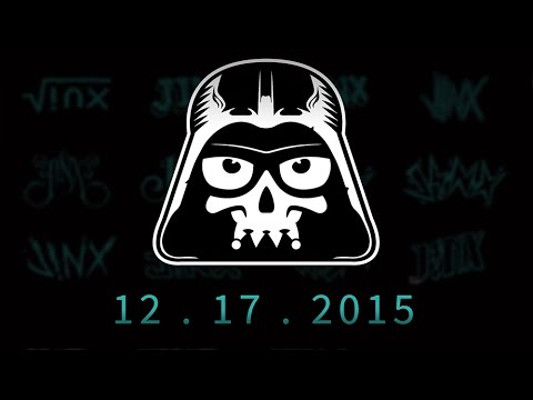 J!NX Star Wars: The Force Awakens Premiere Event