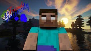 Herobrine ci spia! - Friends Univeristy #4 - Minecraft Roleplay