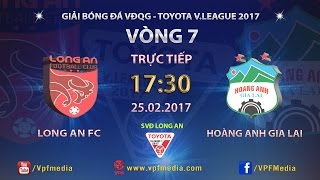 Dong Tam Long An vs Hoang Anh Gia Lai full match