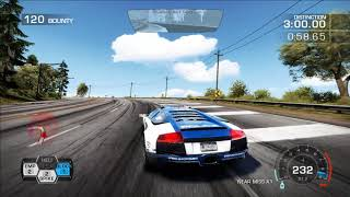 NFS: Hot Pursuit(2010): SCPD Event #32: Interceptor: Coral Bay: Tough Justice