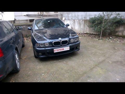 VLOG | BMW M5 'Çift Cam'