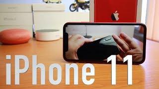 iPhone 11. Подробно...