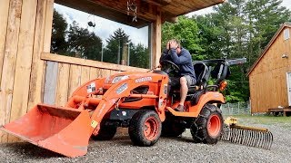 I should have Listen to Y'all the Kubota is Broken Again