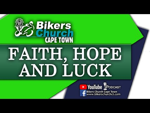 Faith, Hope and Luck – Emile Wessels