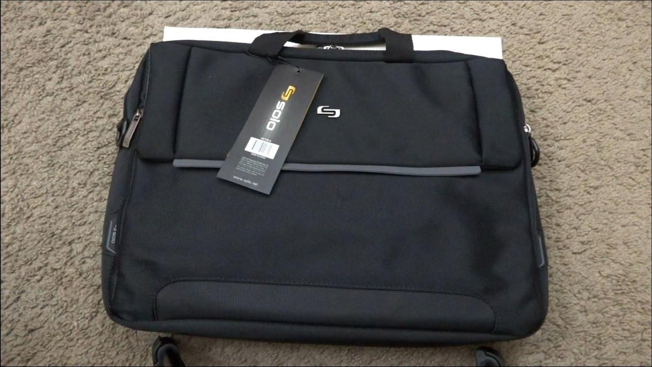 Solo Urban 17 3 Briefcase Lvl330