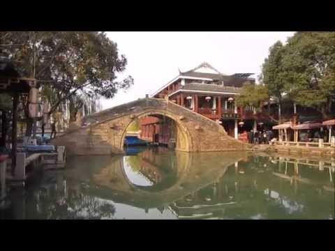 ZhouZhuang Ancient Water Town/周庄镇 - Jiangsu Province