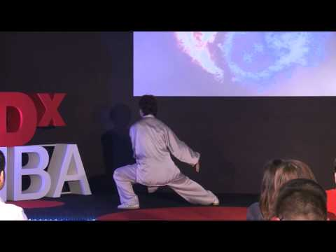 The beauty of Young's style Tai Chi: Lan Wang at TEDxBiMBA