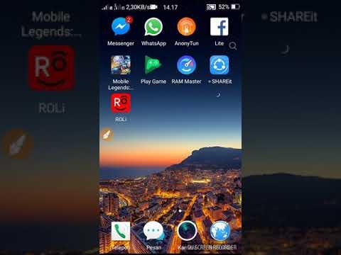 Cara mengubah sinyal EDGE menjadi H+ android.