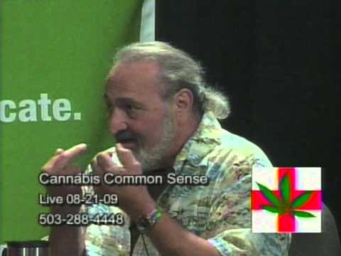 Jack Herer on Cannabis Oil and the Initiative To End Marijuana Prohibition in California