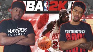 THE ULTIMATE CHEATER!! - NBA 2K11 Gameplay | #ThrowbackThursday ft. Juice