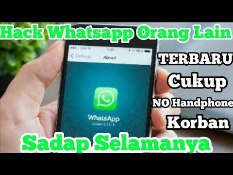 Terbongkar Cara Menyadap Whatsapp Pacar Tanpa Harus Menyentuh Handphone Si Korban 100 Work Trik 1 Youtube