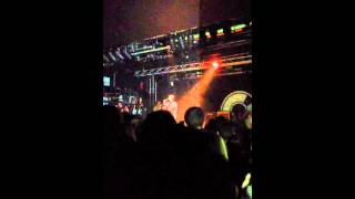 Jake bugg live 02 Liverpool 12th feb 2013 fire