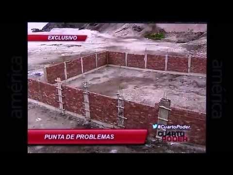 Invasiones en Punta Negra (reportaje de cuarto poder)