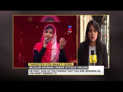 Suhana Sayed: Muslim woman gets trolled online for singing devotional songs