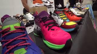 Sneakercon Chicago $75,000 in sneaker pickups!!!!
