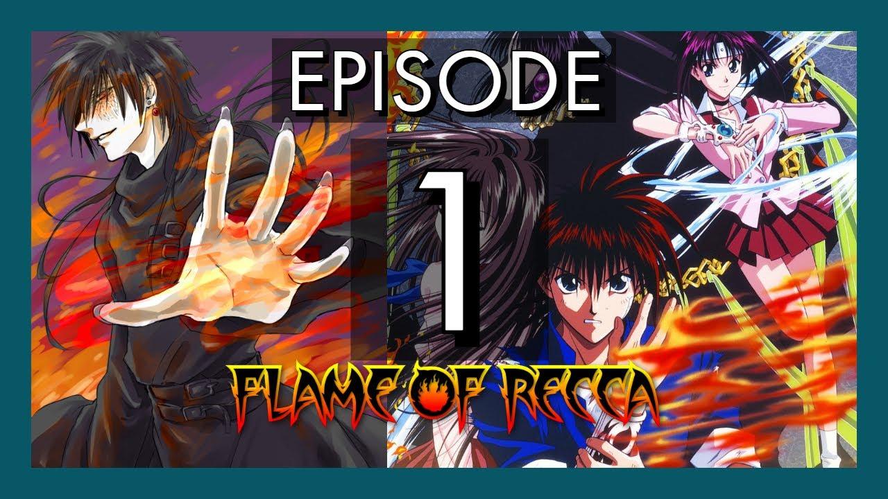 Flame Of Recca 2 Full Episode Tagalog Pon Studio Youtube