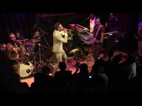 Romain Virgo - Live mi Life ( Live @ Band on the Wall , Manchester)