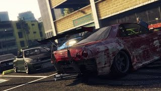 GTA 5 ONLINE TUNING CAR MEET Vol 3