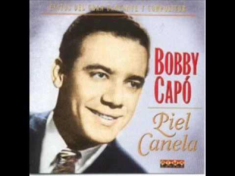 CD BOBBY CAPÓ PIEL CANELA 11 CANCIONES CON LA MATANCERA
