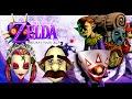 Zelda Majoras Mask 3D | Mascara de la Gran Hada | Mascara del jefe del Circo | Mascara de la verdad