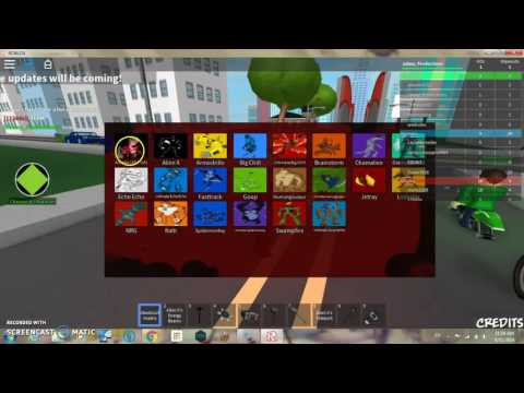 roblox: Ben 10 fighting game Ep.2   I have a headset now thumbnail