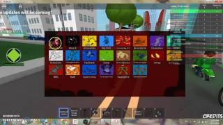 roblox: Ben 10 fighting game Ep.2 I have a headset now