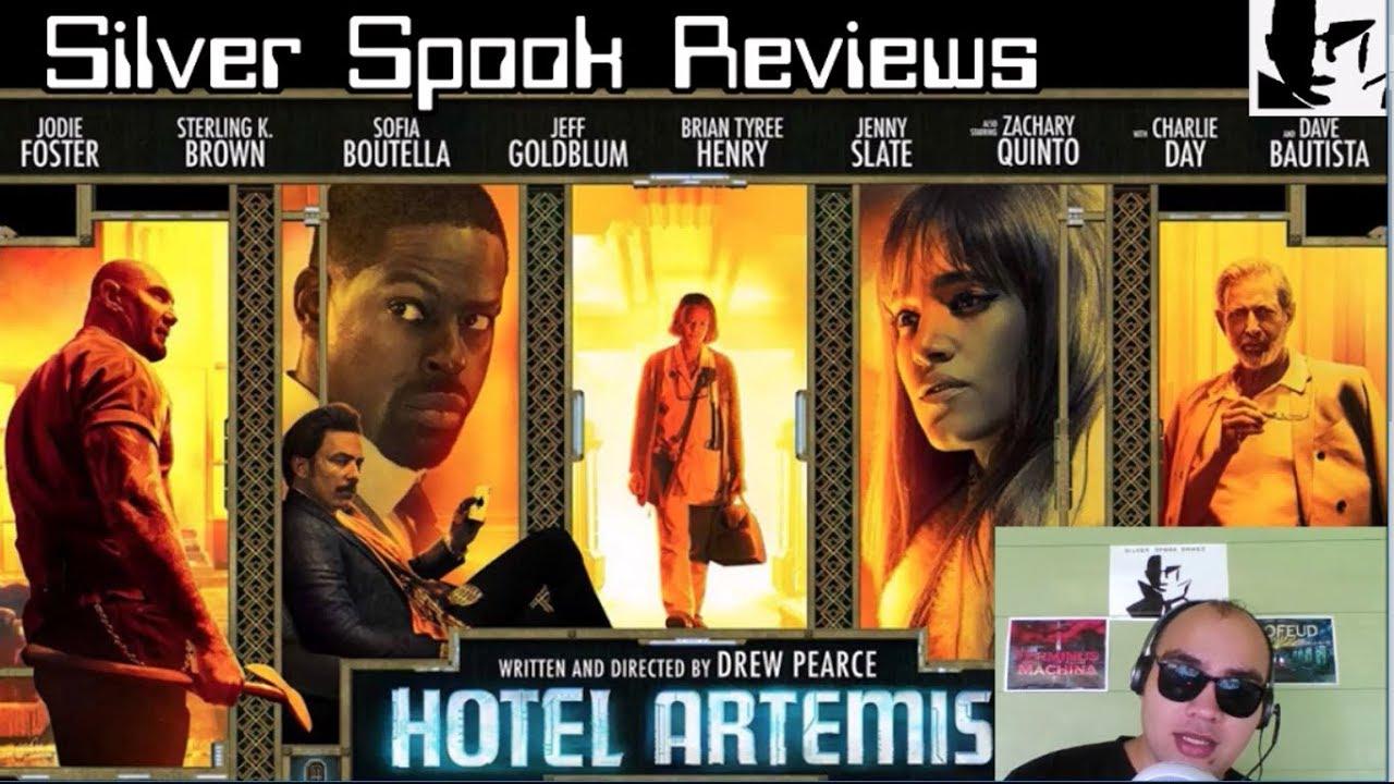 Hotel Artemis Review Cyberpunk Analysis Youtube