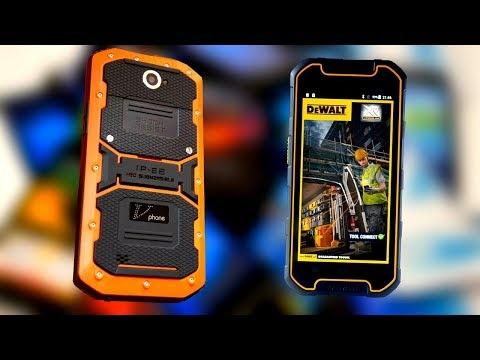 Лучшие защищённые смартфоны с мощным аккумулятором из Китая