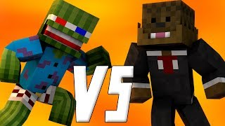 The Showdown! JeromeASF vs Bashurverse [Minecraft Gameshow] S2:E2