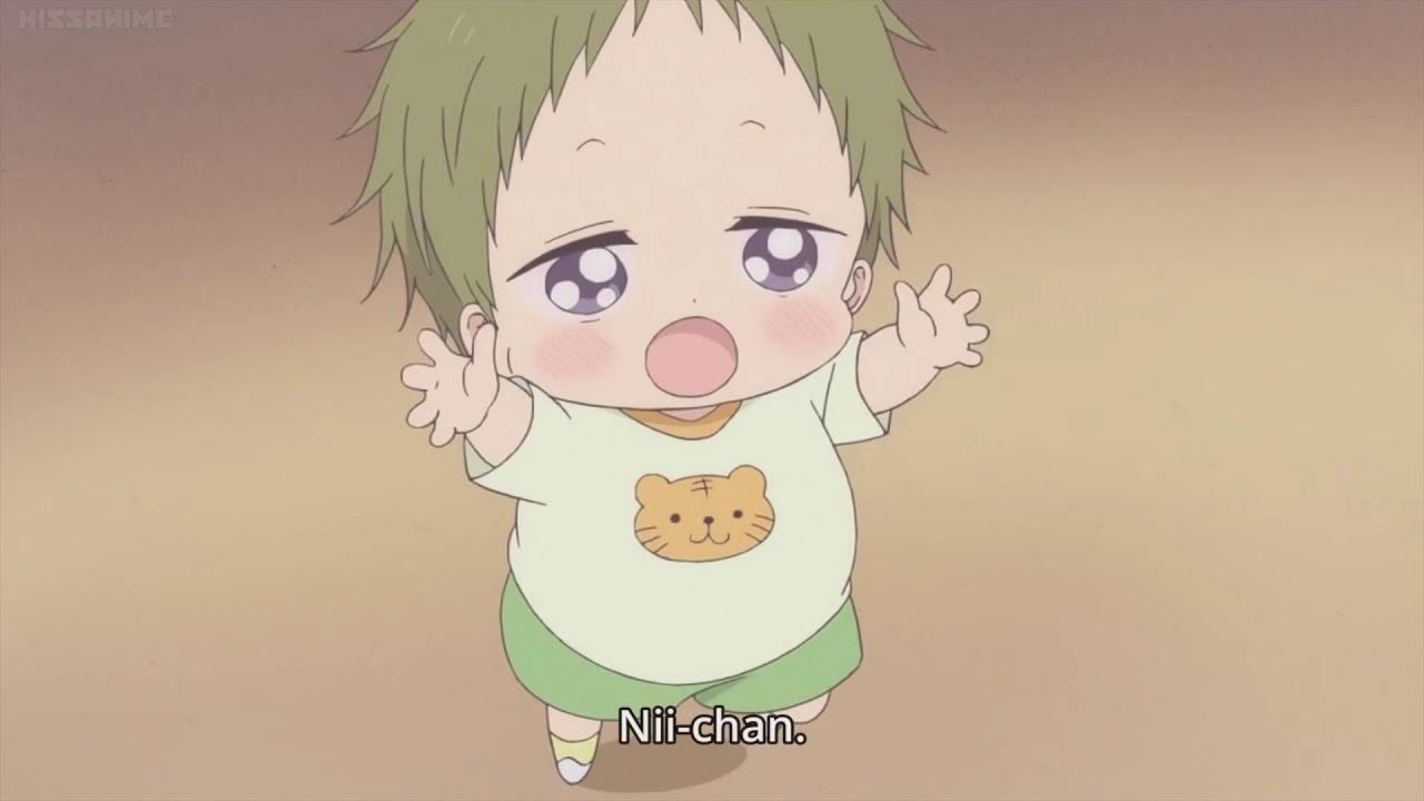 Download Gakuen Babysitters Kotaro Kawaii moments
