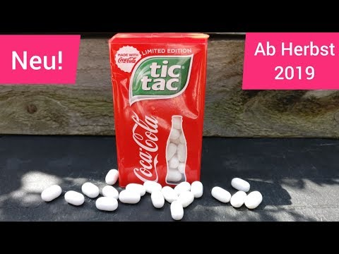 Melissa Forman in the Morning - LOOK what's here....Coca-Cola Tic Tac's!!