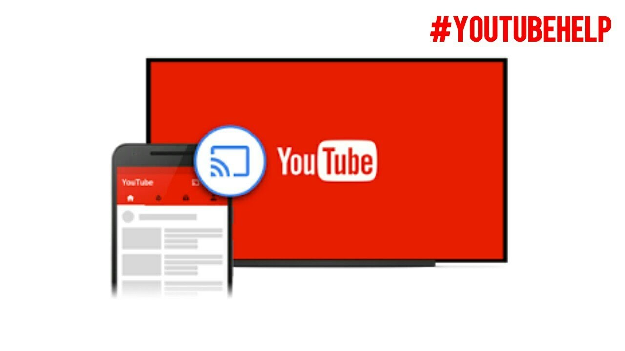 Link Your Phone Or Tablet To Youtube On Tv Watch On Tv Youtube