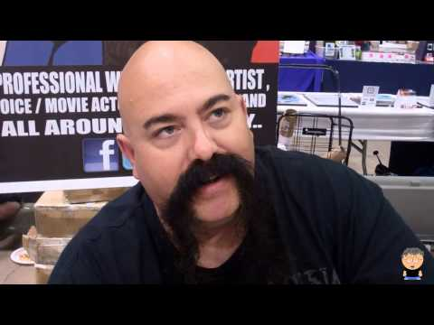 On the Beat with Ox Baker Jr. at Wizard World 2013