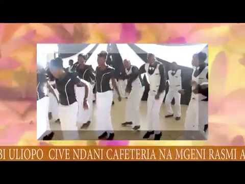 Uzinduzi wa Audio. Kwaya Mt  Marko Mwinjili  CIVE University of Dodoma