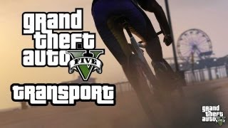 GTA 5: Official Vehicle Screenshots (Jet Planes, Bikes & Cars)