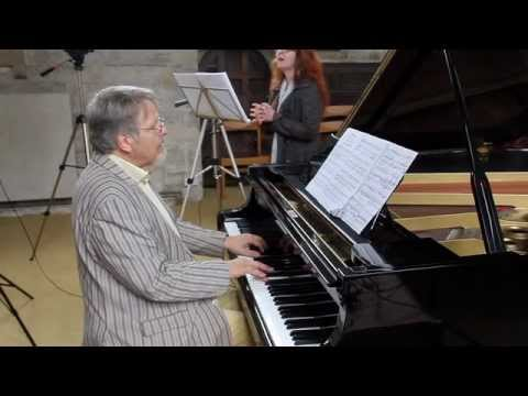 Valentine Songs 2. Michael Maxwell Steer. The Good-Morrow (Donne) - Frances M Lynch & MMS