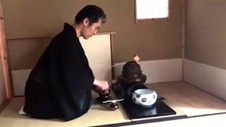 Private Japanese Tea Experience in Kyoto