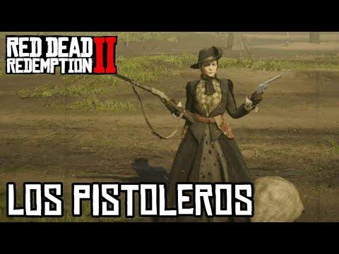 Misiones de los pistoleros - Red Dead Redemption 2 - Jeshua Games thumbnail