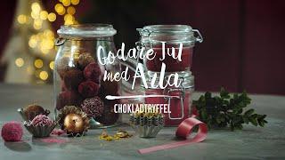 Chokladtryffel – så lyckas du   Arla Köket