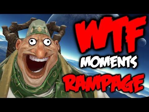 Dota 2 WTF Rampage Compilation 5