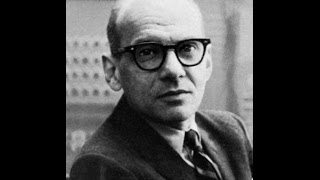 Milton Babbitt – Correspondences for string orchestra & synthesized tape