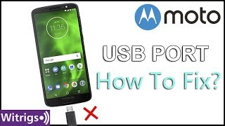Moto G6 Play Charging Port Repair Guide