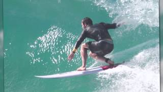 Chris Hemsworth Surfs With His Buddies in Byron Bay