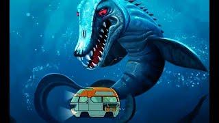 Хочу Знать ВСЕ! Планета Динозавров - Детская Энциклопедия ♥ Мультик Игра ♥ #хочузнать