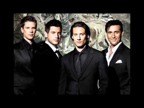 WILD HORSES COULD'NT KEEP US AWAY FROM IL DIVO.wmv