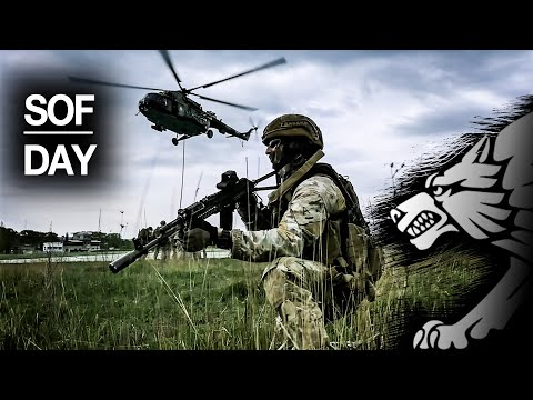 Ukrainian SOF Day UA/EN